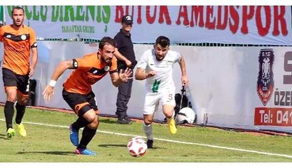 Amedspor-Etimesgut Belediye maçı tekrar edilebilir!