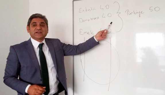 Aykut Erdoğdu: Sıcak para bağımlısı ekonomi alarm veriyor