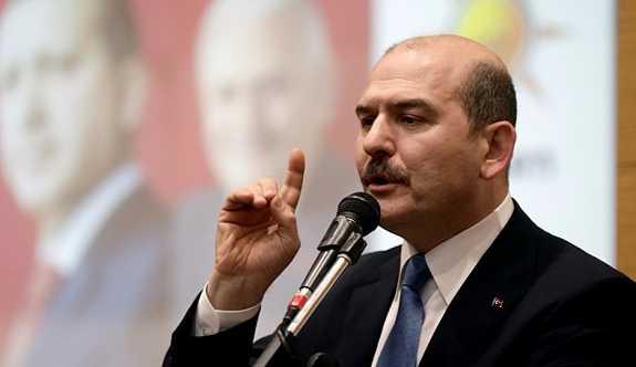 Bakan Soylu'dan IKBY'ye: Türkiye hepinizi bir çuvala koyar, ondan sonra atar