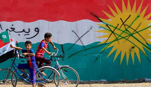 Barzani'nin danışmanı Mahmud; Ayrılma niyetinde değildik