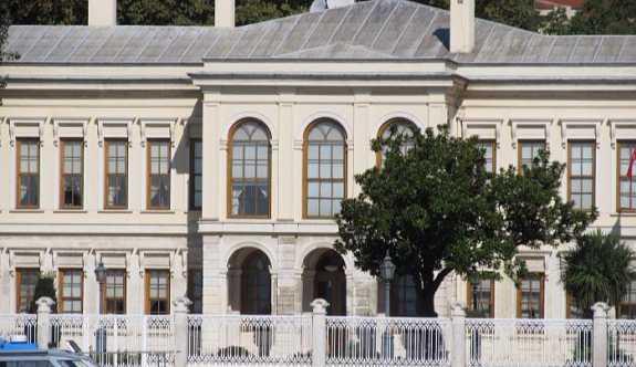 Beşiktaş'ta bulunan  Başbakanlık Ofisi yakınlarında silah sesleri