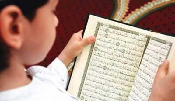Çorum'da anaokullarında Kuran kursu dönemi