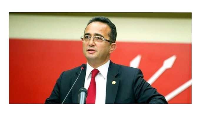Erdoğan'dan CHP Parti Sözcüsü Tezcan'a suç duyurusu