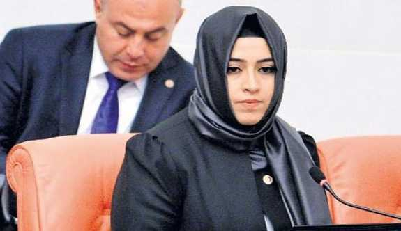 Erdoğan'dan milletvekili Sena Nur Çelik'e araç yasağı