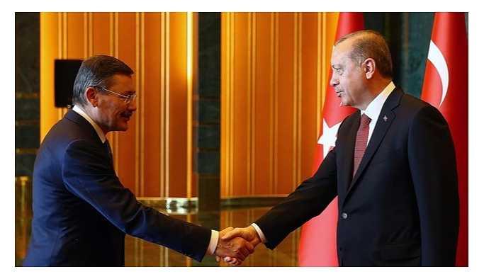 Erdoğan ile istifası istenen Gökçek'in görüşmesi sona erdi