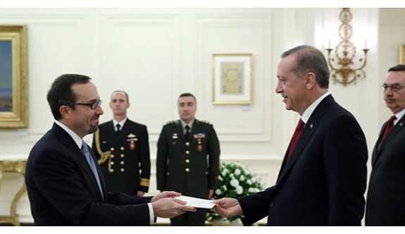 Erdoğan: Veda ziyaretini kabul etmeyeceğiz