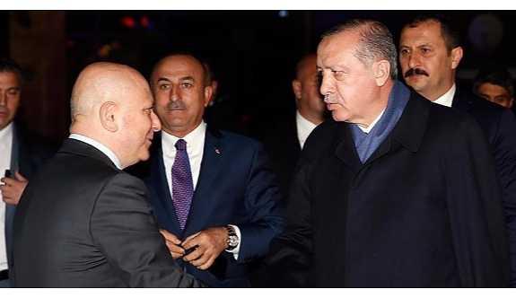 Erdoğan, yoğun bakımdaki Deniz Baykal'ı ziyaret etti