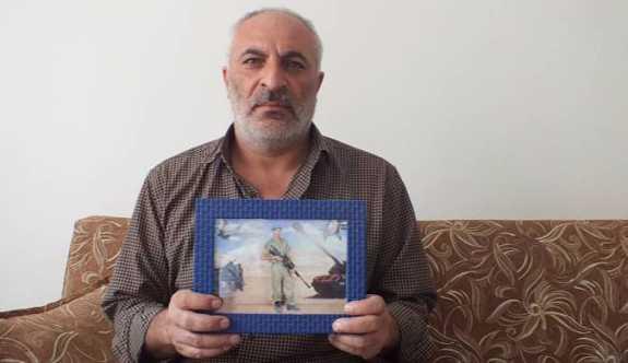 Esir asker'in babası: Devlet sadece sabır diliyor