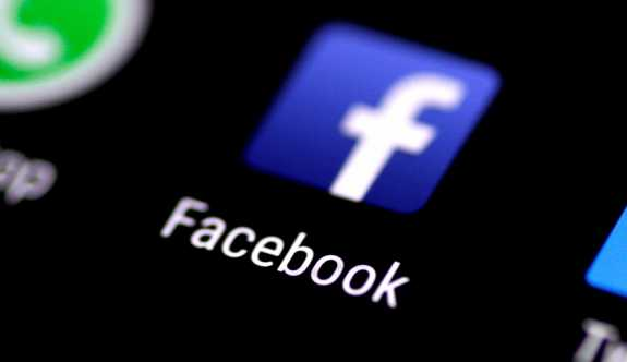Facebook'tan asılsız haberlerin tespitine ilişkin gazete ilanı