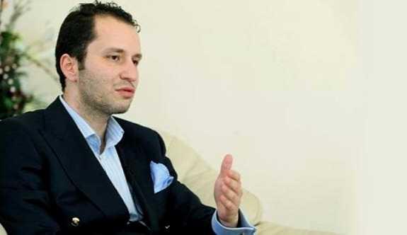 Fatih Erbakan'dan, Saadet Partisine  haciz