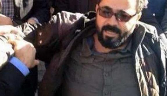 Habere giden gazeteciler  gözaltına alındı