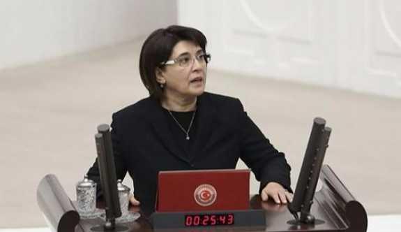 HDP Ağrı Milletvekili Leyla Zana'nın, ödeneği ve yolluğu kesildi