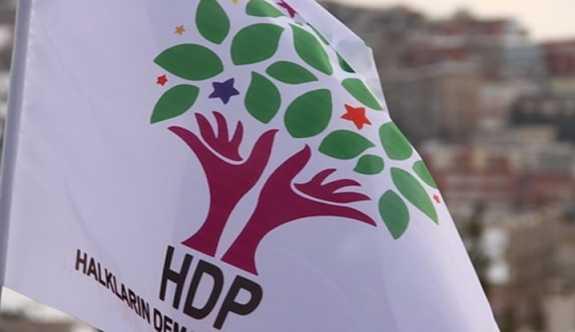 HDP'li İlçe Başkanı Mustafa Can gözaltına alındı