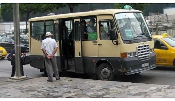 İstanbul'da minibüs fiyatlarına zam