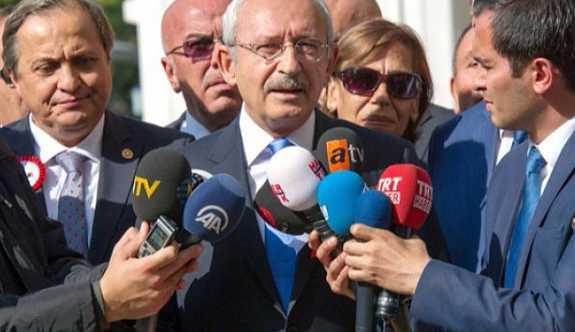 Kılıçdaroğlu, Deniz Baykal hakkında açıklama