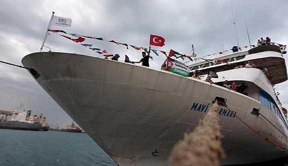 Mavi Marmara mağdurlarından Türkiye'ye dava
