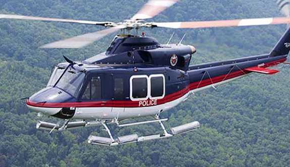 Meksika'da askeri helikopter düştü,7 asker öldü