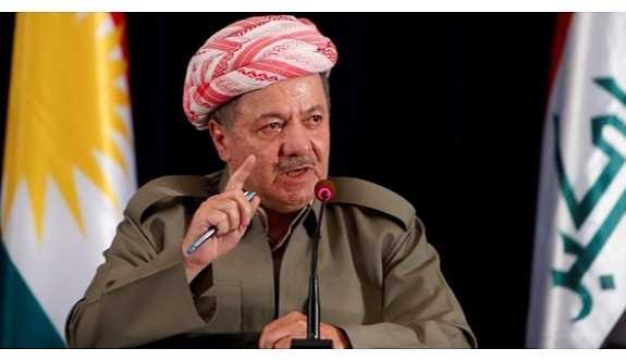 Mesud Barzani: Kürdistan halkı bilsin ki gereken yapılacak