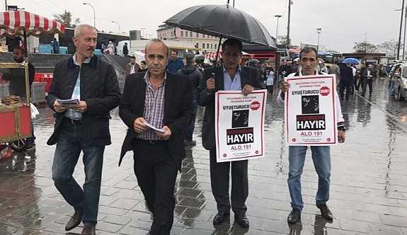 MHP'liler; 'Damarlarınızdaki Asil Kanı Kirletmeyin'