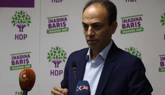 Osman Baydemir: Kerkük'e saldırıyı hiçbir Kürt kabul etmez