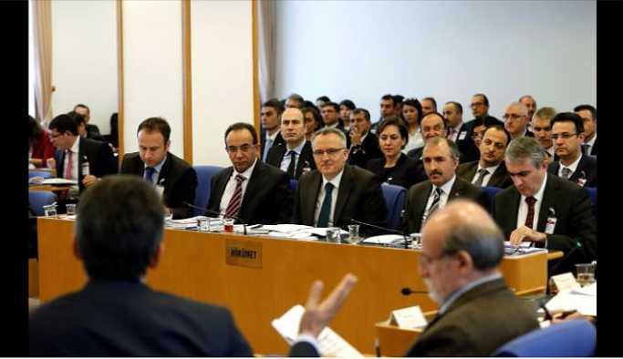 Plan ve Bütçe Komisyonunda kavga çıktı. Bakan ve HDP'li vekil birbirine girdi
