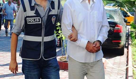 Savcıyı vuran polis ve eşi tutuklandı