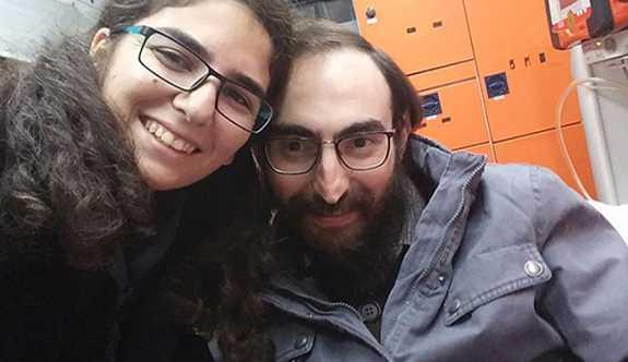 Semih Özakça polis takibinde cezaevinden çıktı!