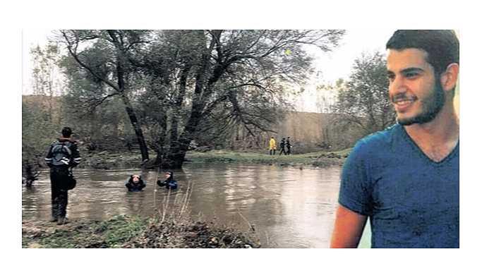 Tekirdağ'da sel'de hayatını kaybeden asker, ağaca sarılmış hâlde bulundu