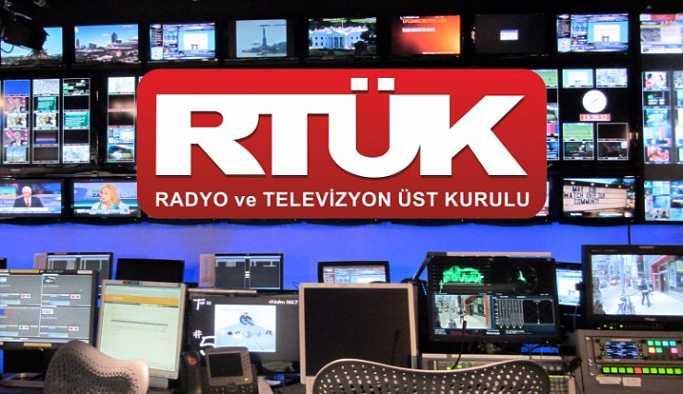 17 medya kuruluşunun yayın hakları iptal edildi