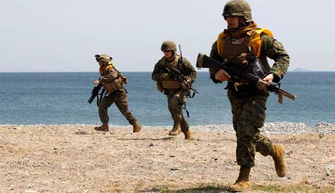 ABD askerlerine alkol yasağı