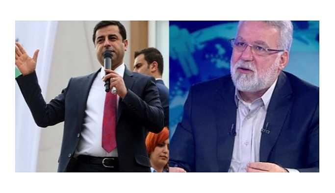 AKP Milletvekili Kocabıyık,  'Demirtaş'a hakaret'ten tazminat cezası ödeyecek