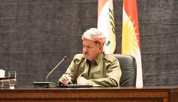Barzani: Referandum Kürtlerin geleceğini garanti altına aldı