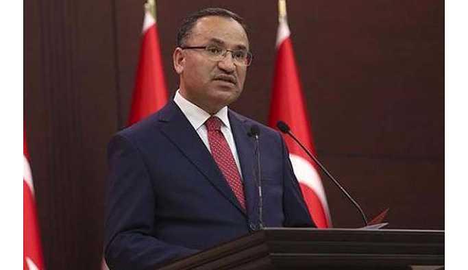 Başbakan Yardımcısı Bekir Bozdağ'dan Sarraf açıklaması