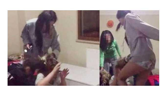 'Dayakçı üniversiteli kızlar 10 yıl hapis cezasına çarptırıldı'