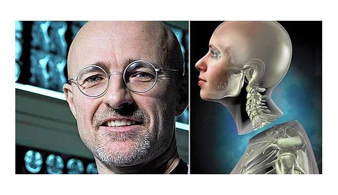 'Doktor Frankenstein' 2050 yılında kafasını beğenmeyen değiştirebilecek
