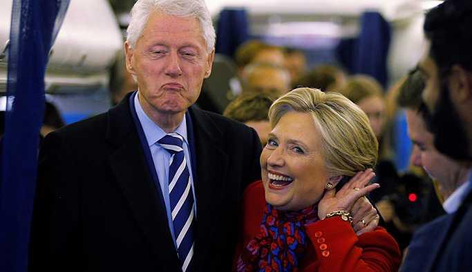 Eski ABD Başkanı Bill Clinton'a cinsel saldırı suçlaması