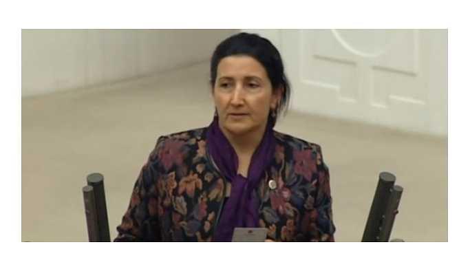 HDP Mardin Milletvekili Gülser Yıldırım'a tahliye kararı