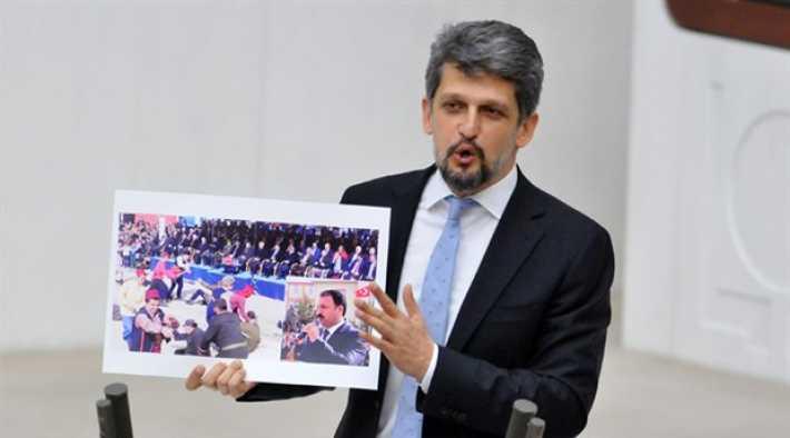 HDP' Milletvekili Paylan: Türkiye tek tip bıyık devleti olmaya başladı