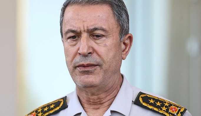 Hulusi Akar, Rus ve İranlı mevkidaşlarıyla görüşmek üzere Soçi'ye gitti