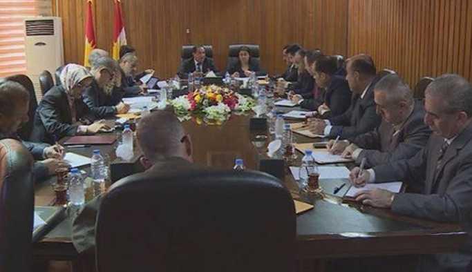 IKBY'deki Kürdistan Parlamentosu'nda 8 maddelik anlaşma