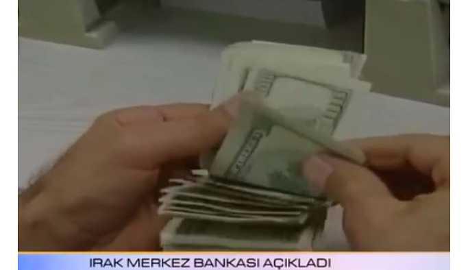 Irak Merkez Bankası Talimat Verdi, IKBY`deki şubeleri kapatın