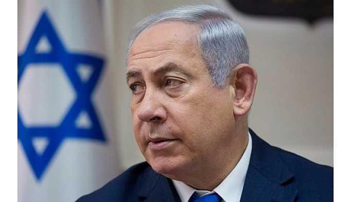 İsrail polisi Başbakan Benyamin Netanyahu'yu beşinci kez sorguladı.