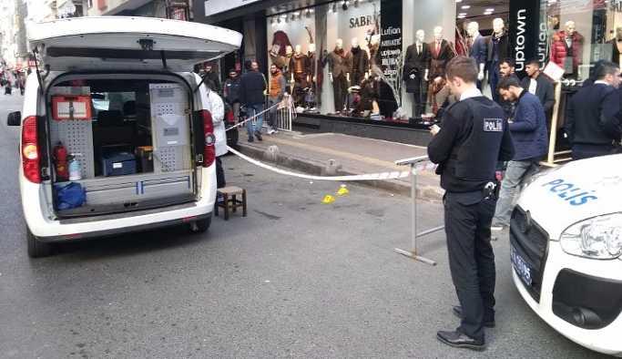 İstanbul Bahçelievler'de  silahlı saldırı: 2 yaralı
