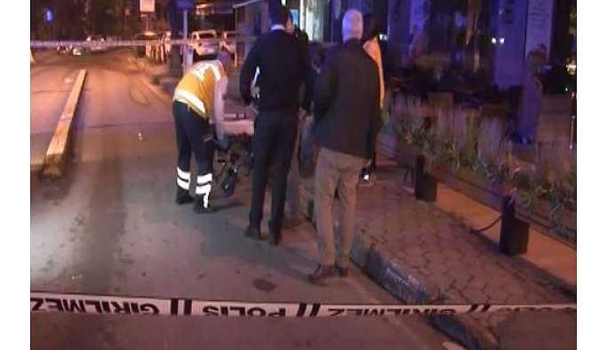 İstanbul Kadıköy'de silahlı kavga: 1 yaralı