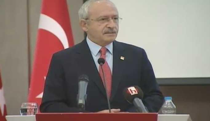 Kılıçdaroğlu: İhanetin katmerlisi yapılıyor
