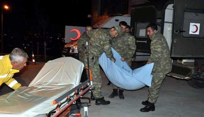 Kışlada asker kavgası: Yaralı askerler var