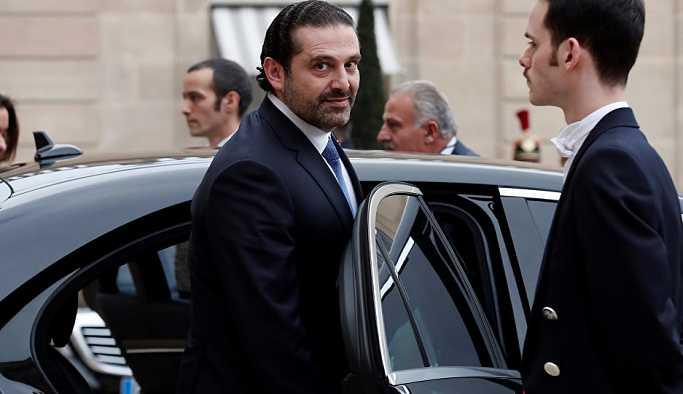 Lübnan Başbakanı Hariri ülkesine döndü