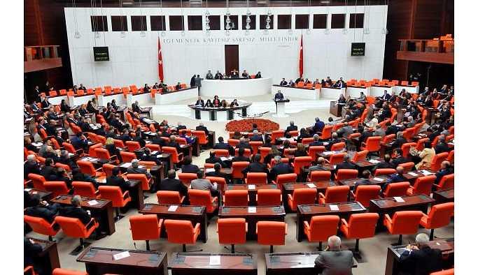Meclis Başkanlığı seçimi 1. tur oylamasının sonucu belli oldu