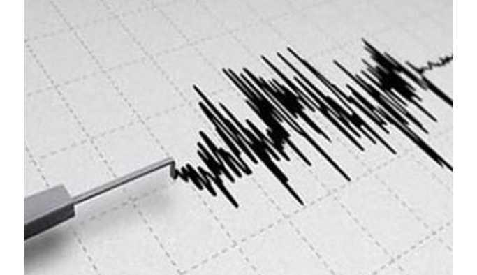 Muğla'da 5.0 büyüklüğünde deprem