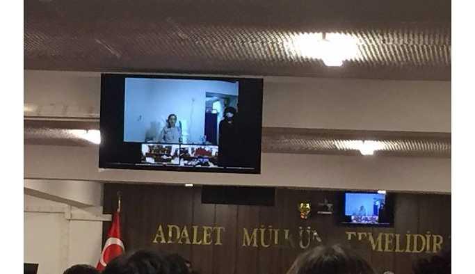 Nuriye Gülmen; En başından beri mahkemeye keyfi olarak getirilmedim.